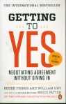 Cover of book Getting to Yes